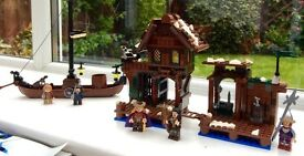 LEGO - HOBBIT (79013) LAKE-TOWN CHASE