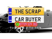 ♻️Scrap My Car Van Spares Or Repairs♻️