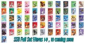 SSB Amiibo ALL 56 (nfc cards)