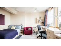STUDENT ROOMS TO RENT IN LONDON.PREMIER EN-SUITE WITH WARDROBE,STORAGE AND STUDY SPACE