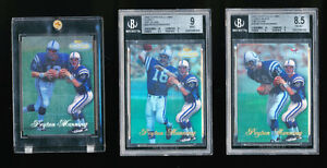 1-1-PEYTON-MANNING-1998-TOPPS-GOLD-LABEL-CLASS-1-2-3-ONE-TO-ONE-ALL-3-EDITIONS