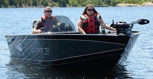 2017 legend boats 16 Xterminator S pkg. 40.00 per week o.a.c. AL