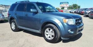 2010 Ford Escape Limited 3.0L AWD!! Leather & SunRoof!!
