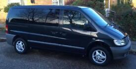 Mercedes Vito 112 cdi Gowrings Converted Wheelchair Accessible Vehicle
