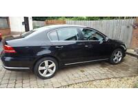 2011 Volkswagen (VW) Passat BLUEMOTION. 2.0l 140 bhp. £30 per year road tax