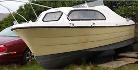 Shetland 535 21ft Boat *Cheapest one on here!*