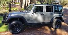 2013 Jeep Wrangler Unlimited Convertible Mundaring Mundaring Area Preview