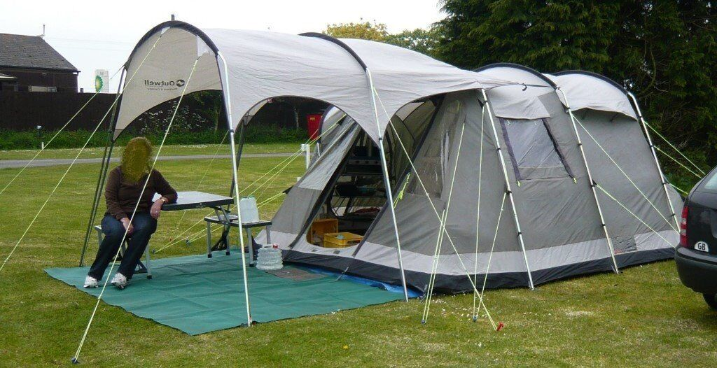 Outwell Montana 4 tent canopy & Outwell Montana 4 tent canopy | in Didcot Oxfordshire | Gumtree