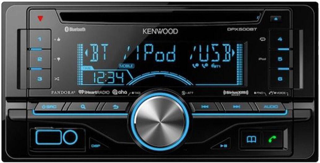 Kenwood DPX500BT