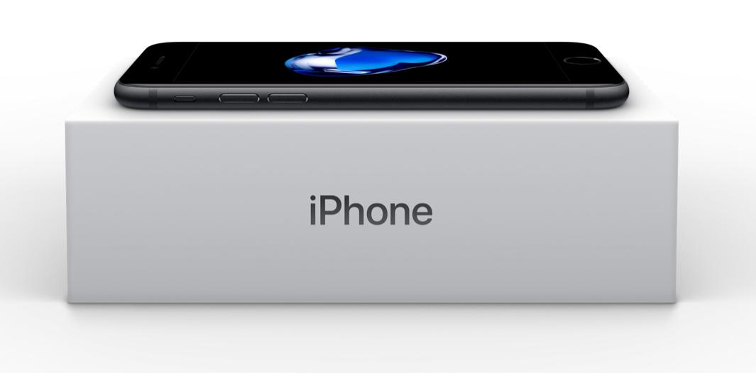 Fully Unlocked Apple iPhone 7 [32GB] Black AT&T T-Mobile Verizon [NEW UNUSED]