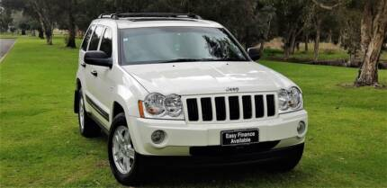 2007 Jeep Grand Cherokee 4X4 Wagon Welshpool Canning Area Preview