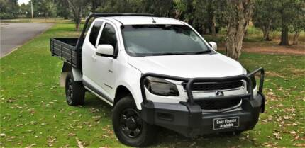 2014 Holden Colorado LX RG Auto 4x4 MY14 Welshpool Canning Area Preview