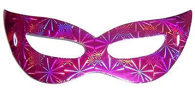 Opernmaske / Venezianische Maske Karneval Fasching (lila)