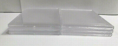 Trading Card Single Deluxe Hard Plastic Single Case