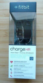 Fitbit Charge HR (Unused & Boxed)