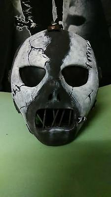 Slipknot style Halloween mask  sheriffian sublime1327 Halloween costume prop
