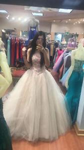 Ballgown Style Grad/Prom Dress