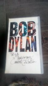bob dylan 30th aniversery double videos