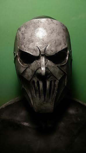 Slipknot styleHalloween mask  sheriffian sublime1327 HALLOWEEN prop