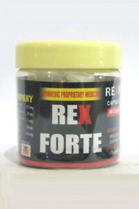 REX FORTE - Capsules for men