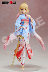 Anime Figure - Fate - Saber Kimono Version 1/7 Scale Figure