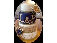 Personalised Wedding Cakes - Birthday Cakes - Novelty Cakes - Fun Cakes - Christening Cakes