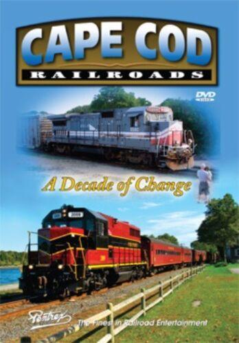 * Pentrex DVD: CAPE COD RAILROADS - New!