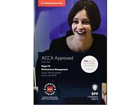 ACCA BPP Books F9, P1, P2, P3, P5, P7 with all revision notes and cards