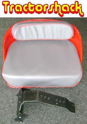 Massey Ferguson 1353535x Seat Panbracket Seat Cushion With Back Rest