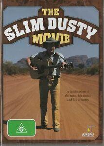 THE SLIM DUSTY MOVIE - AUSTRALIAN TRUE STORY NEW & SEALED DVD