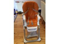 Graco High Chair 2 in 1