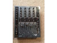 Allen & Heath Xone 42 mixer - few minor problems