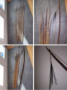 ON HOLD - REDUCED! Indonesian Bow and Arrows