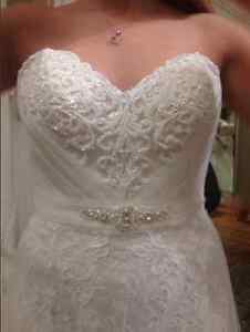 Wedding Dress for Sale Cambridge Kitchener Area image 6