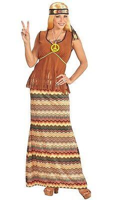 Hippie Woman 60's 70's Hippy Ladies Plus Size - 70s Fancy Dress Plus Size