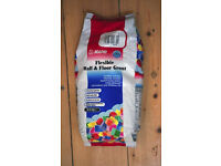 Mapei Flexible wall & Floor Grout, white, 2.5kg