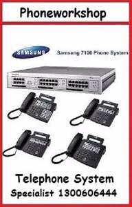 Samsang Telephone Systems New & Used Allphonework Communications Bankstown Bankstown Area Preview