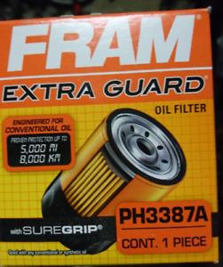 FRAM EXTRA GUARD Oil Filter PH3387A