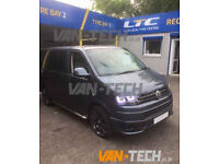 Special Van-Tech Christmas Deal VW Transporter T5.1 Front and Rear Bumper Combo!