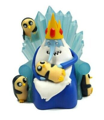 Adventure Time The Nice King and Gunter Statue Lootcrate Exclusive Figure