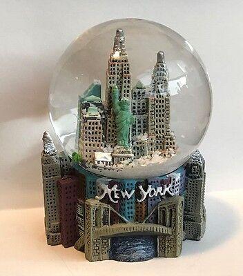 New York City Snow Globe 2.5 Inch (45mm) Skylines & Statue of liberty #227