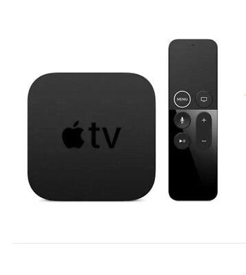 NEW! Apple TV 4K 64GB Digital HDR Media Streamer