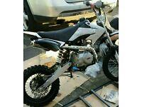 KX110F pit bike