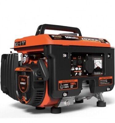 Generador Eléctrico a gasolina Genergy Isasa - 1.000 W 230 V 97...