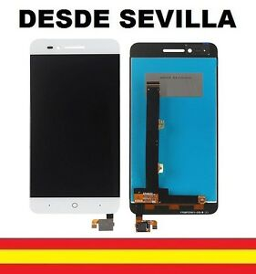 Pantalla-Completa-ZTE-BLADE-A610-A-610-tactil-y-LCD-Blanco-Blanca