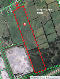 56 Acre Building Lot, 4.3 Km from the Quinte Mall - Now $199,900 Belleville Belleville Area image 2