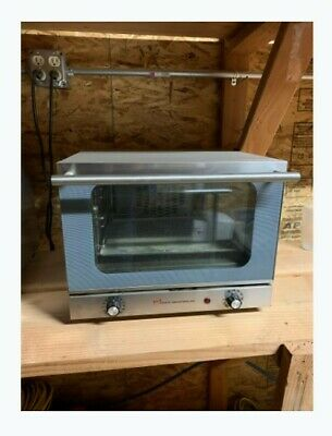 Wisco 621 Countertop Commercial Convection Oven
