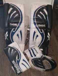 Pad Reebok L7 26+1, Blocker et Mitaine