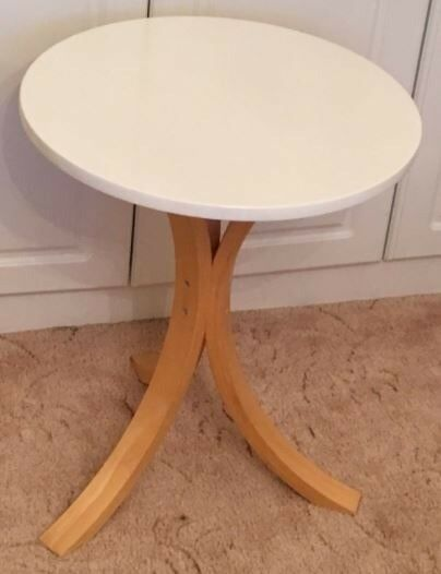 Small Ikea Side Lamp Table Free Delivery 137