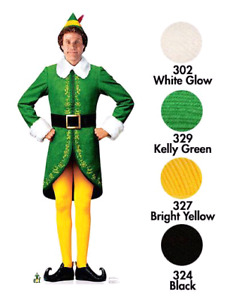ISO buddy elf costume (or things I can use to make this costume!